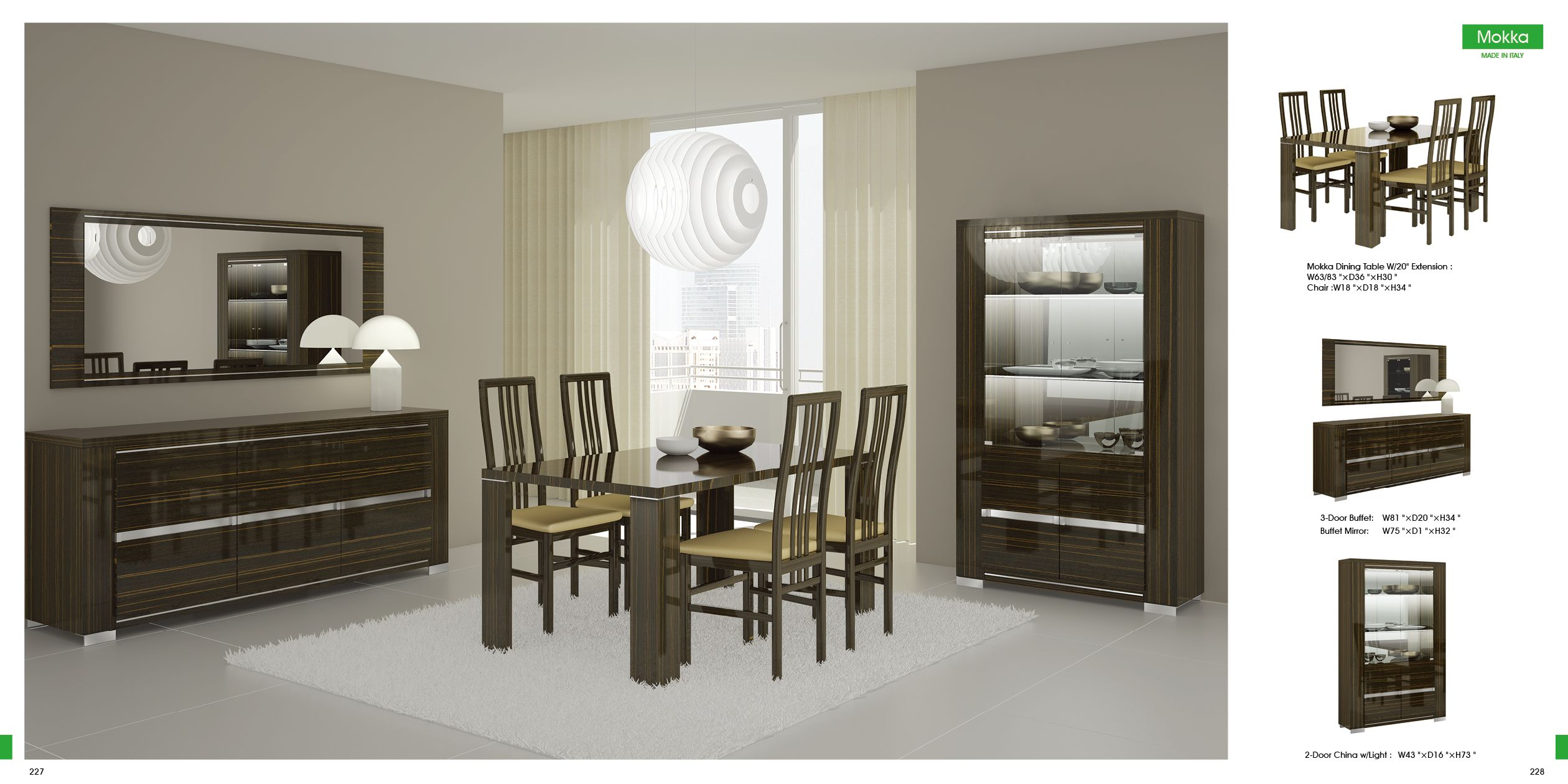 Contemporary Dining Room Tables  Dining Room Table  Mokka Dining Interesting Dining Room Chairs Contemporary 2018