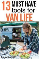 Photo of Need some help getting into the van life? Here are 13 van life essentials when y…