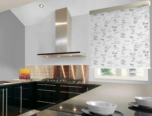 gu a de cortinas estores enrollables para tu cocina
