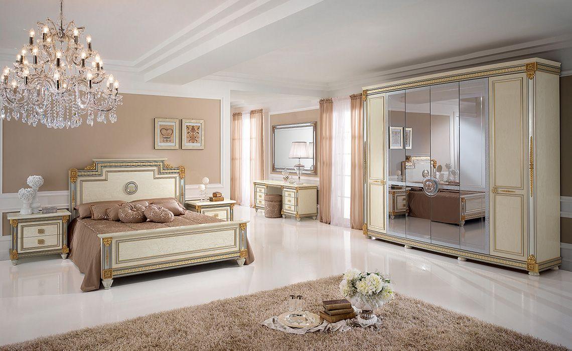 Bedroom Liberty  Mirrored bedroom furniture, Platform bedroom