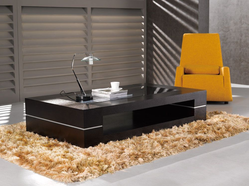Modern Furniture New Jersey 682-d modern coffee table :: coffee tables :: coffee tables