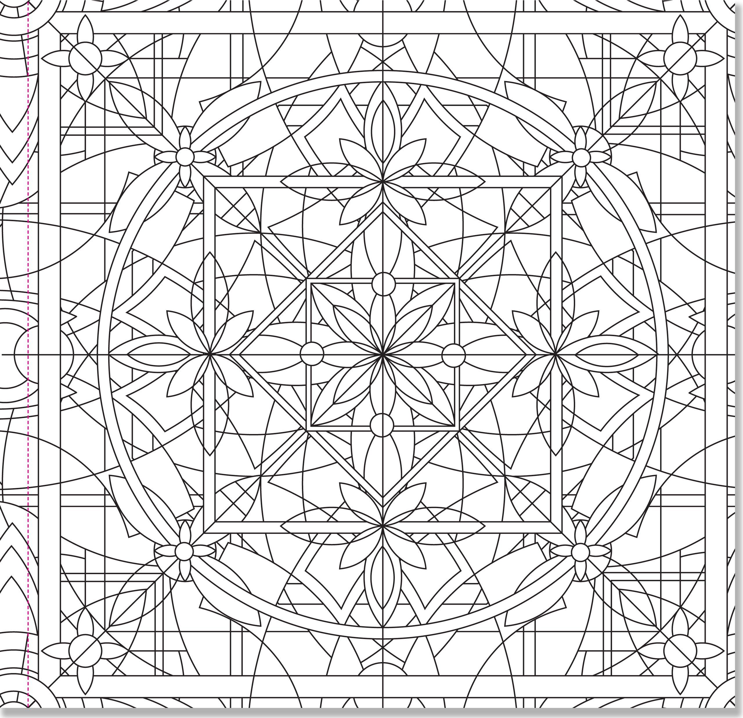 Amazon Kaleidoscope Designs Adult Coloring Book 31 Stress Relieving