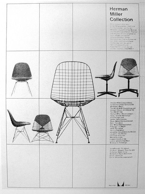 Herman Miller ad.   Visit www.thomasinterior.com, the original dealer for Herman Miller office furniture in Chicago. TIS has been creating great places to work since 1977.