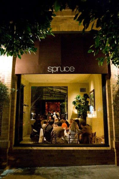 Spruce Gets Another New Chef San Francisco Restaurants Michelin