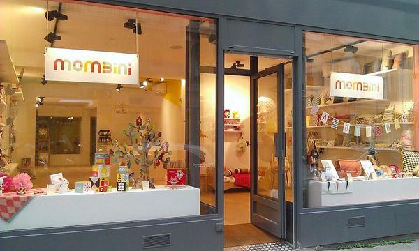 Mombini les enfants paris boutique caf ateliers pour familles avec jeu - Boutique avenue victor hugo ...