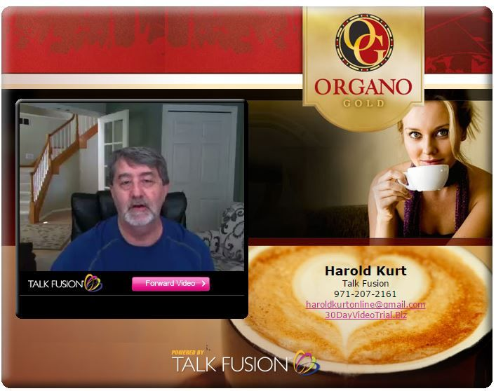 Attention Organo Gold Associates. Reach out to your customers like this: http://app.talkfusion.com/fusion2/view.asp?NDM2MTIyOQ==_15453007 30 Day Free Trial