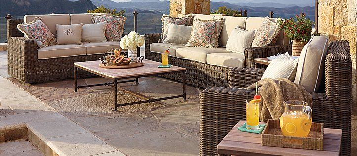 Outdoor Furniture Sets by Frontgate - Patio Furniture Collections- Frontgate & Outdoor Furniture Sets by Frontgate - Patio Furniture Collections ...