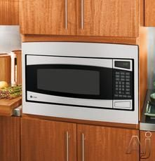 Ge Pem31 1 0 Cu Ft Countertop Microwave Oven With 800 Watts 10