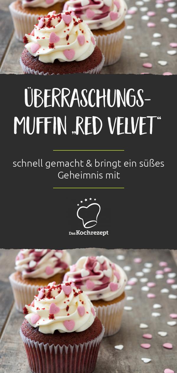 Überraschungs-Muffin