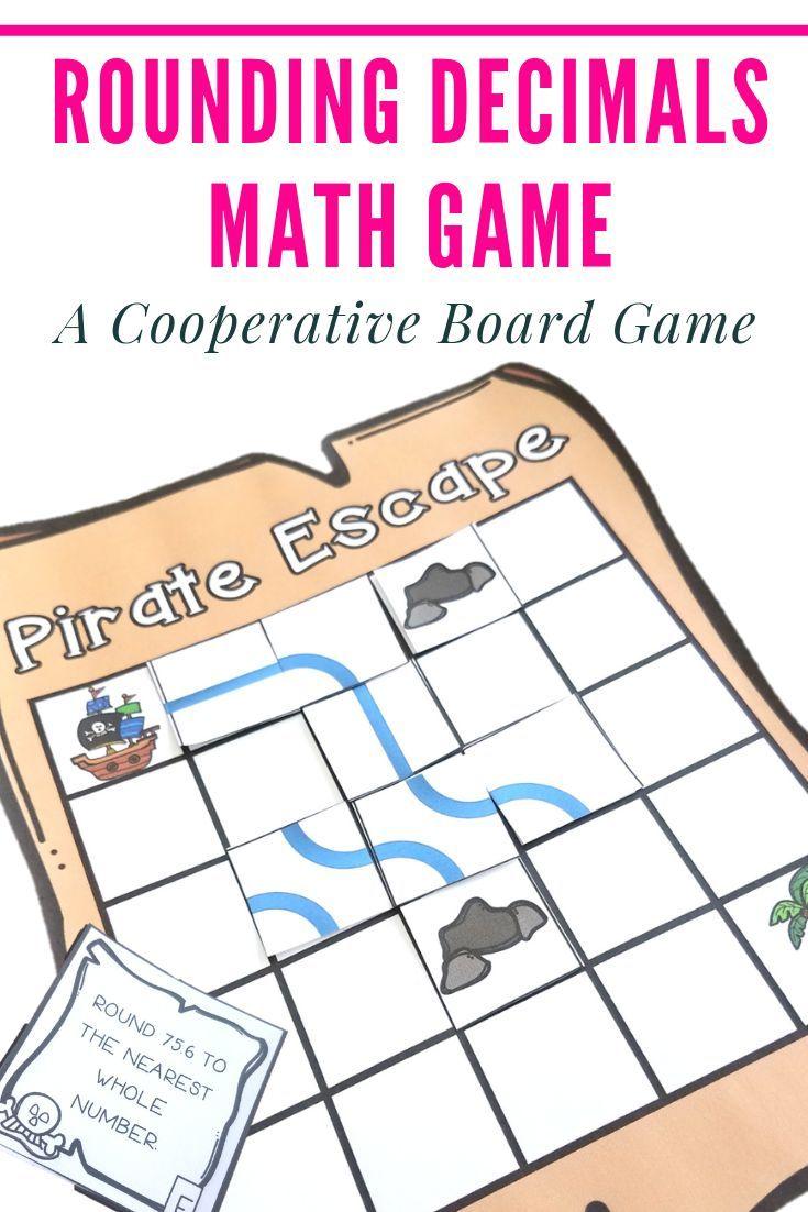 Rounding Decimals Game Rounding decimals, Math games
