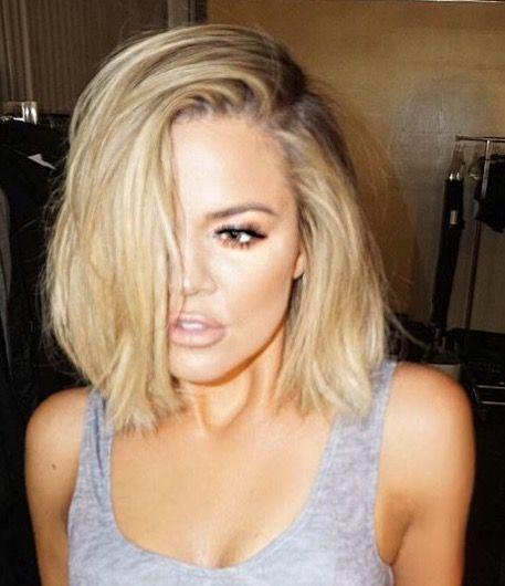 Khloe Kardashian Hair Styles Cuts Color Hair Hair Styles