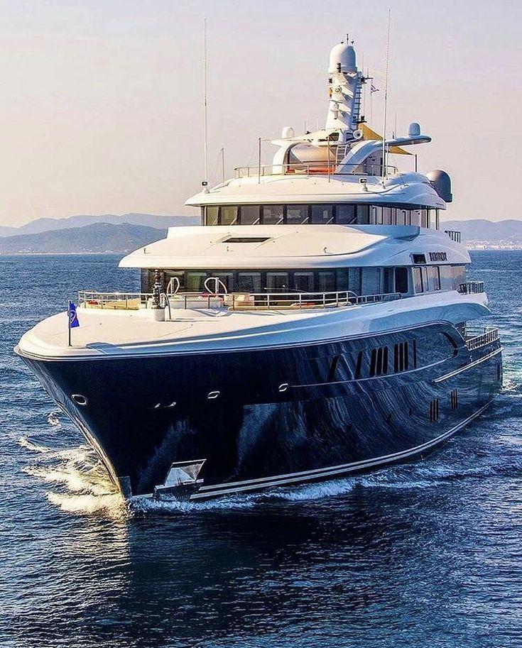 Pin by darren ashley on boats big yachts luxury yachts