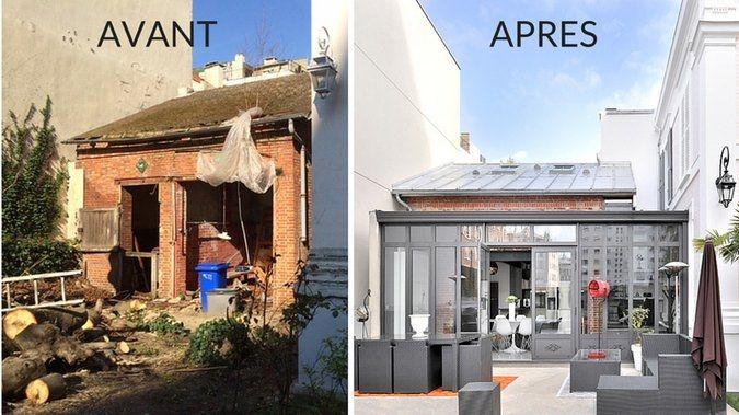 """Résultat De Recherche D'Images Pour """"Grange Rénovée Avant Apres"""