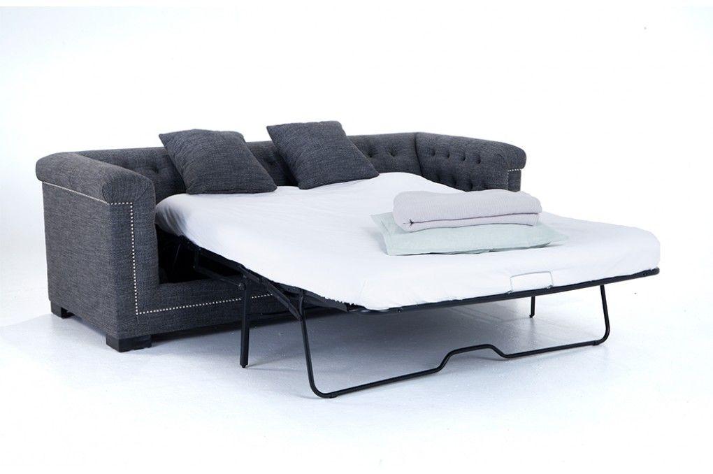 A Sleeper Sofa Mattress Makes Your