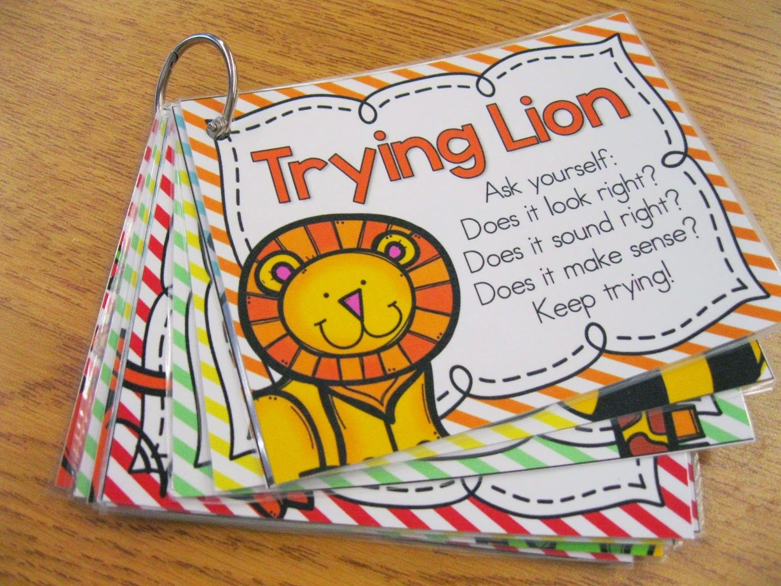 Animal Reading Strategies Beanie Babies