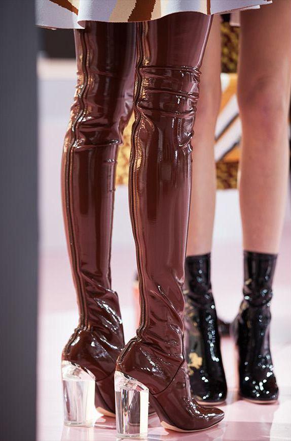 1ec68083200 Dior FW 15/16 Collection | Shoe Fetish | Fancy shoes, Shoe boots ...
