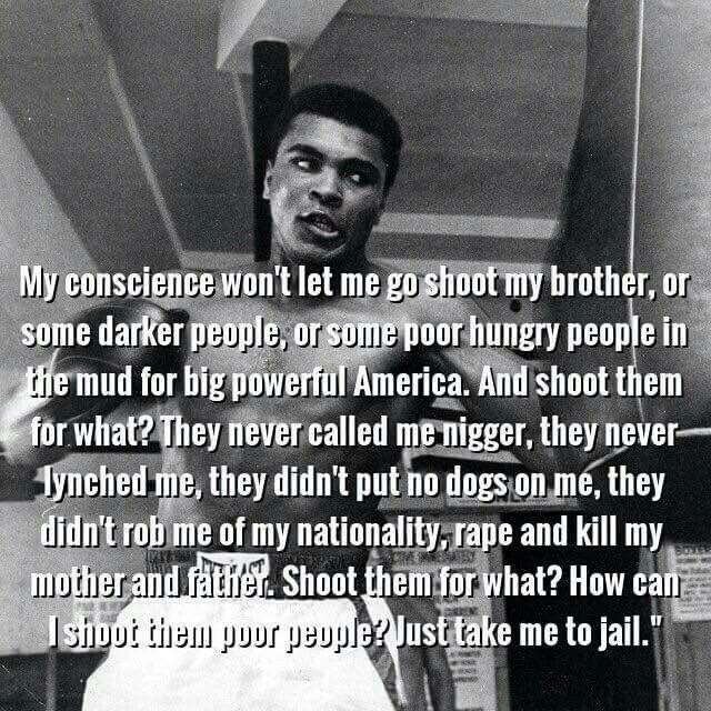 Muhammad Ali Quote 1