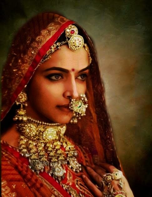 #oilpaint #Deepika #photoshop #padmaavat #queen