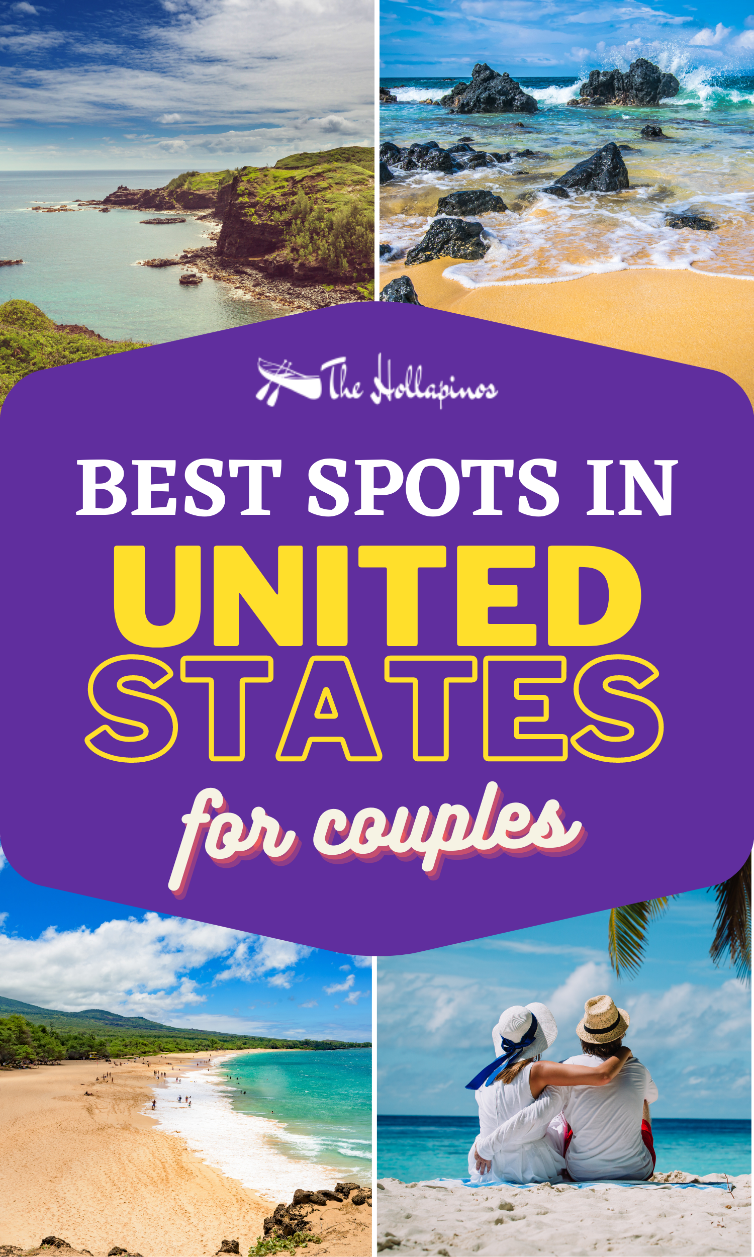 21 Best Vacation Spots For Couples In The Us Best Us Vacations Romantic Vacations Couples Best Vacation Spots