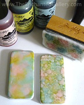 alcohol ink info