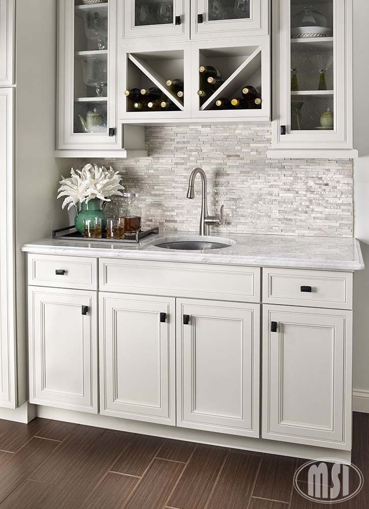I Like The Back Splash. M S International Blog | Education And Information  On Natural Stone