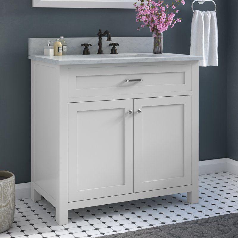 Cecilton 36 Single Bathroom Vanity Set With Images Bathroom