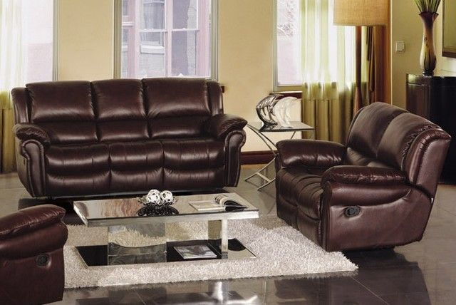 Check This Leather Recliner Sets