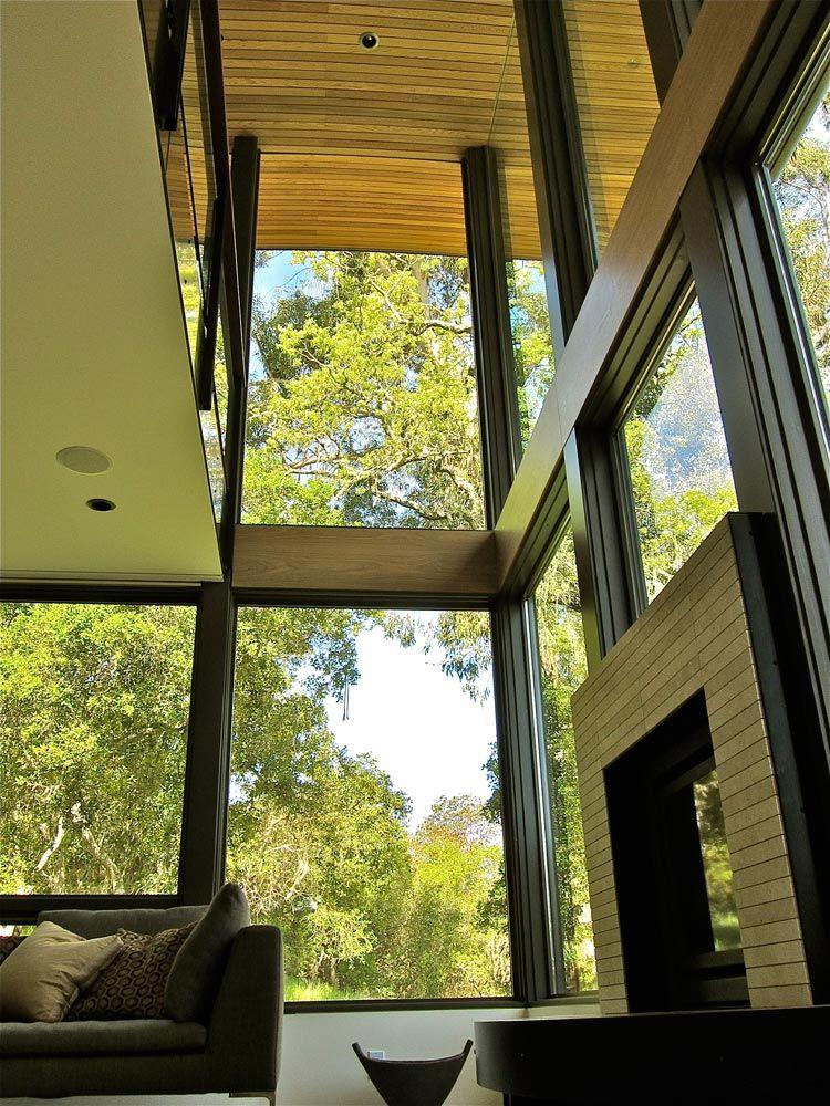 Kk Residence In Santa Rosa Calif Designed By Kent Chilcott Of Kent