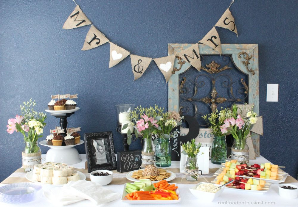 9ad33ff6f8f Shabby Chic Wedding Shower