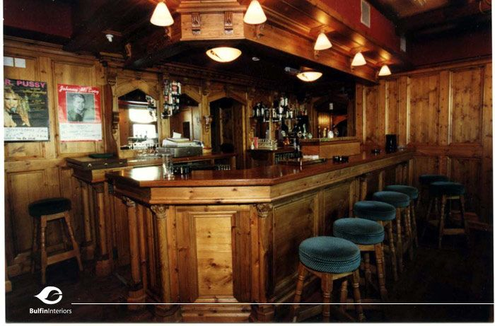 Charming Pub Counter Designs   Google Search