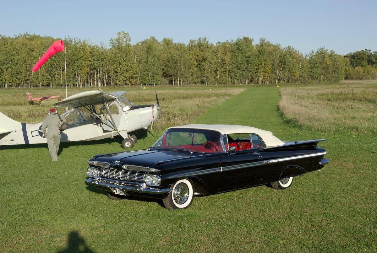 1959 Chevrolet for sale #1969951 - Hemmings Motor News