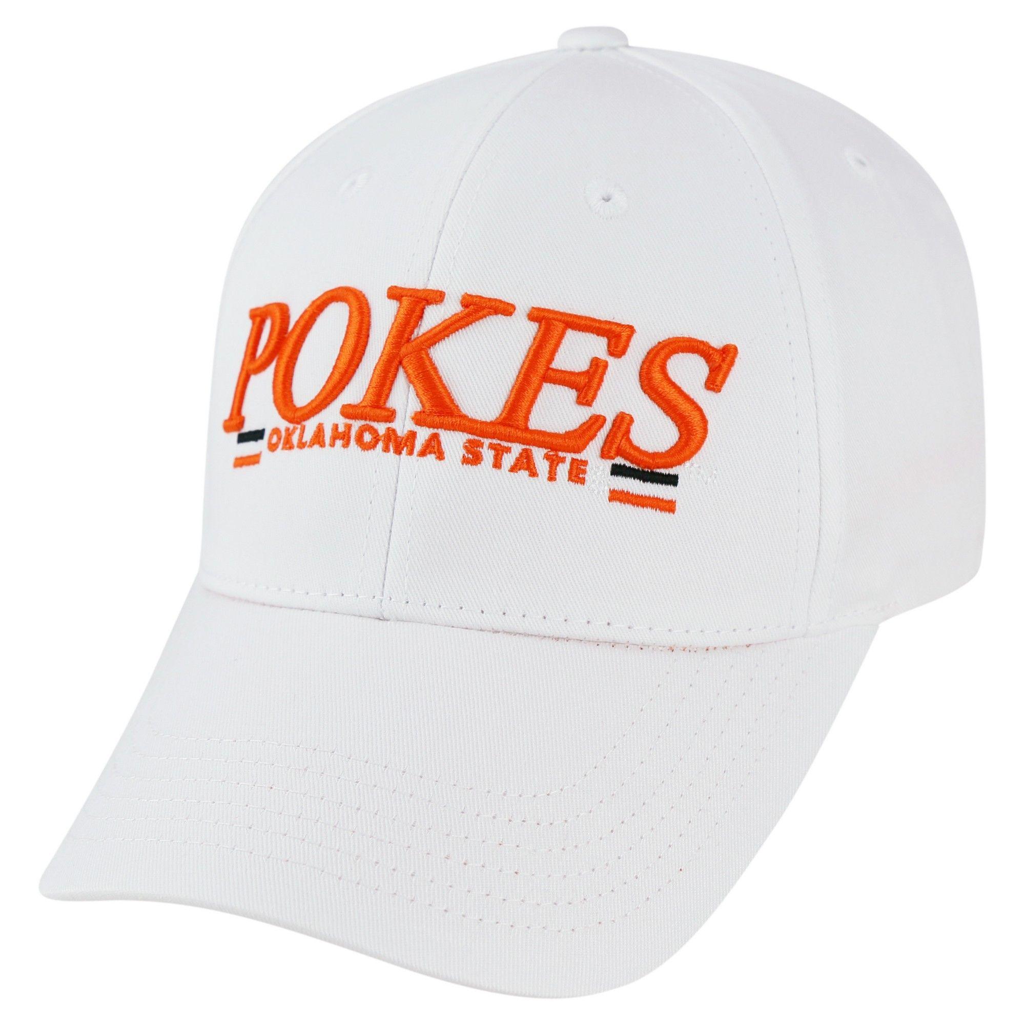 check out 85e41 64341 ... free shipping baseball hats ncaa oklahoma state cowboys white e3552  b5efa