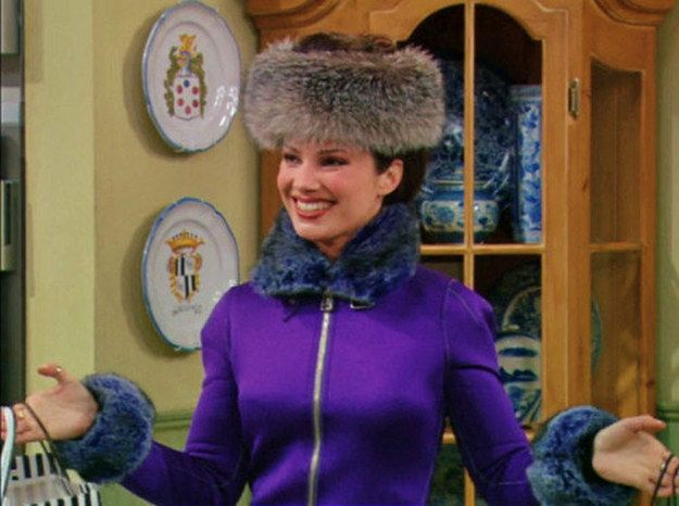 """It's crucial that you keep up your fashion game during the winter months. 