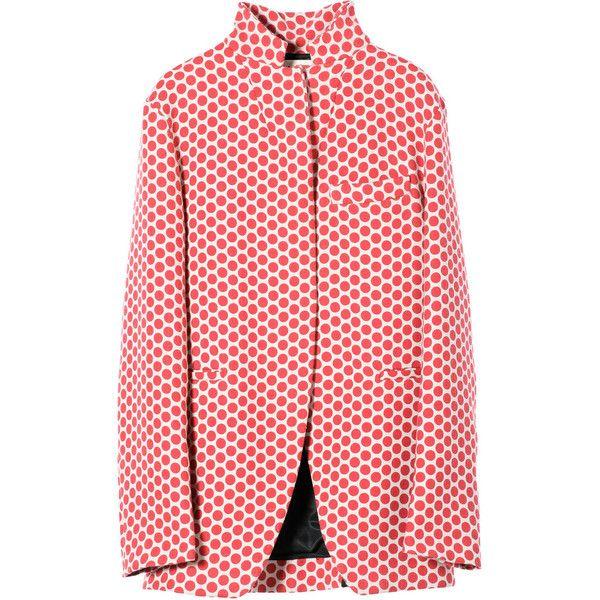 Jacket Marni ($488) ❤ liked on Polyvore