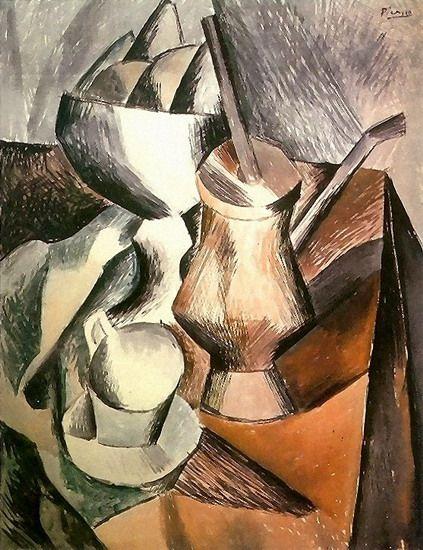 Pablo Picasso - \