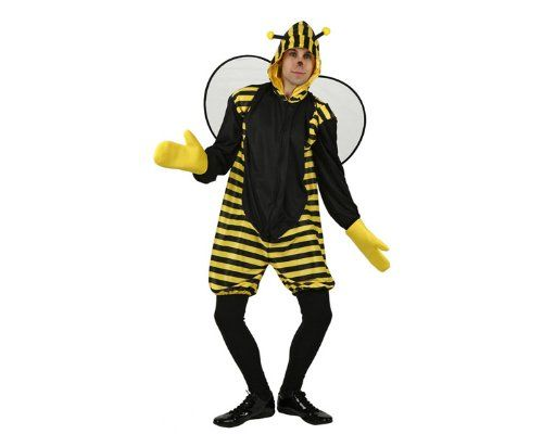 Bienen Kostum Fur Herren Witzige Verkleidung Fur Karneval