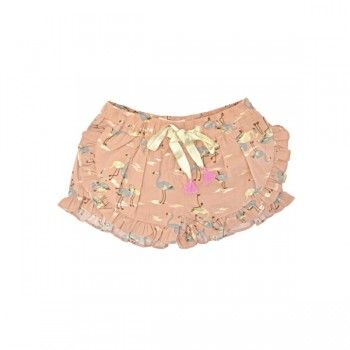 Short Loulou Flamingo, LouiseMicha