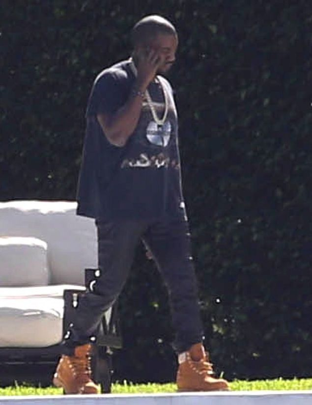 Kanye West x Timberlands x Wu Tang Forever