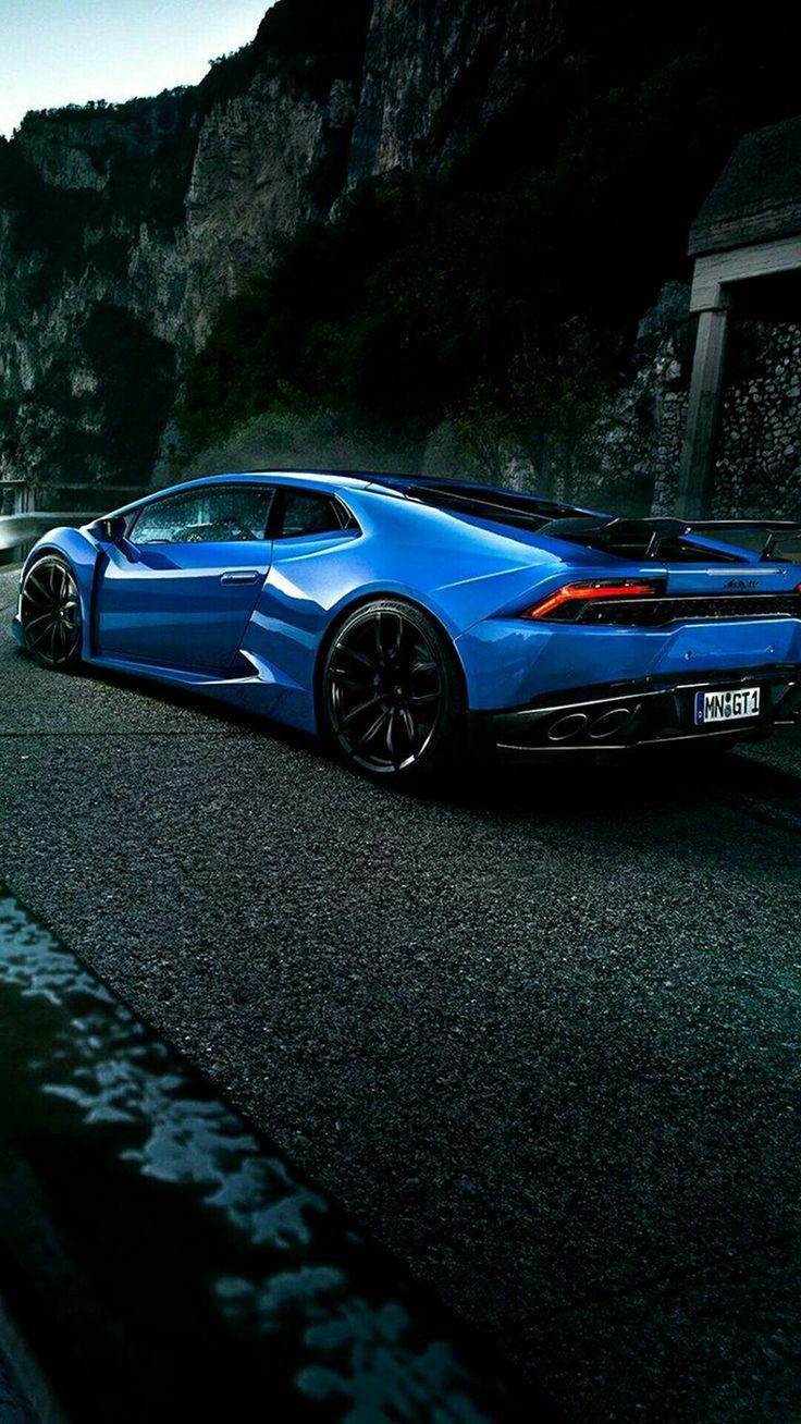 Lamborghini Des Voitures Cool Wallpapers Cars Car Wallpapers Blue Lamborghini