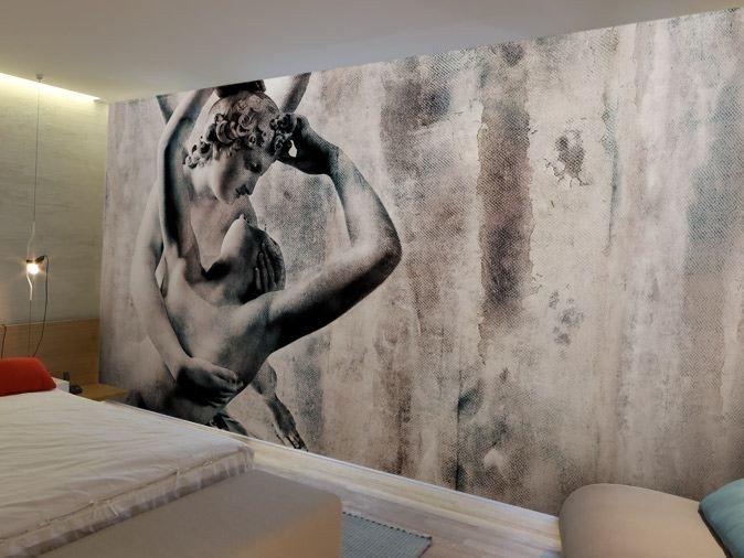 papier peint lavable en vinyle psyche in love collection classic now by glamora murs papiers. Black Bedroom Furniture Sets. Home Design Ideas