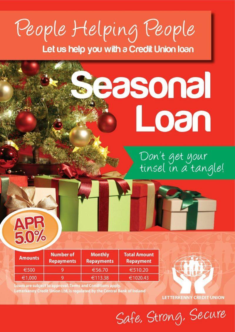 Christmas Loan Identity Theft Credit Worthiness Money Laundering