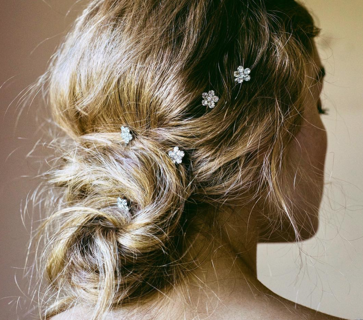 bridal hair accessories all handmade in new york city
