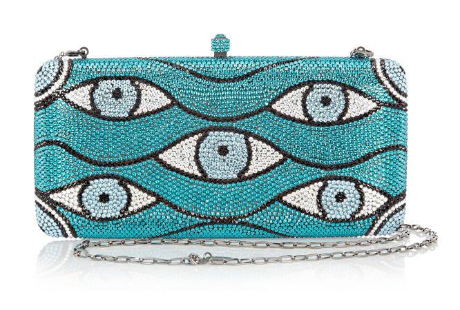 5aaabc30af9 Evil eye clutch | Accessories | Fashion, Bags, Diy fashion
