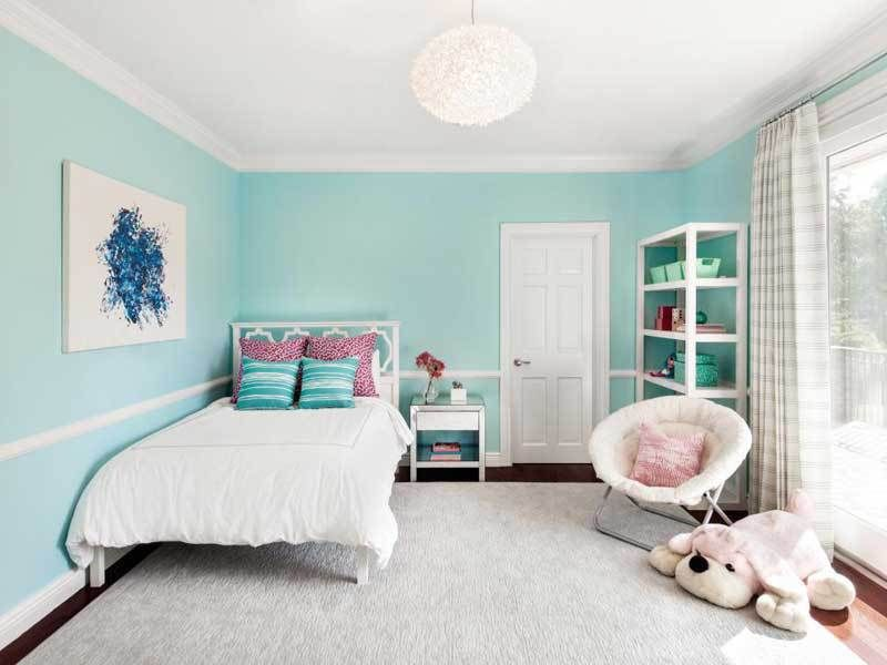 45 Teenage Girl Bedroom Design Ideas - Homeluf.com #teenagegirlbedrooms