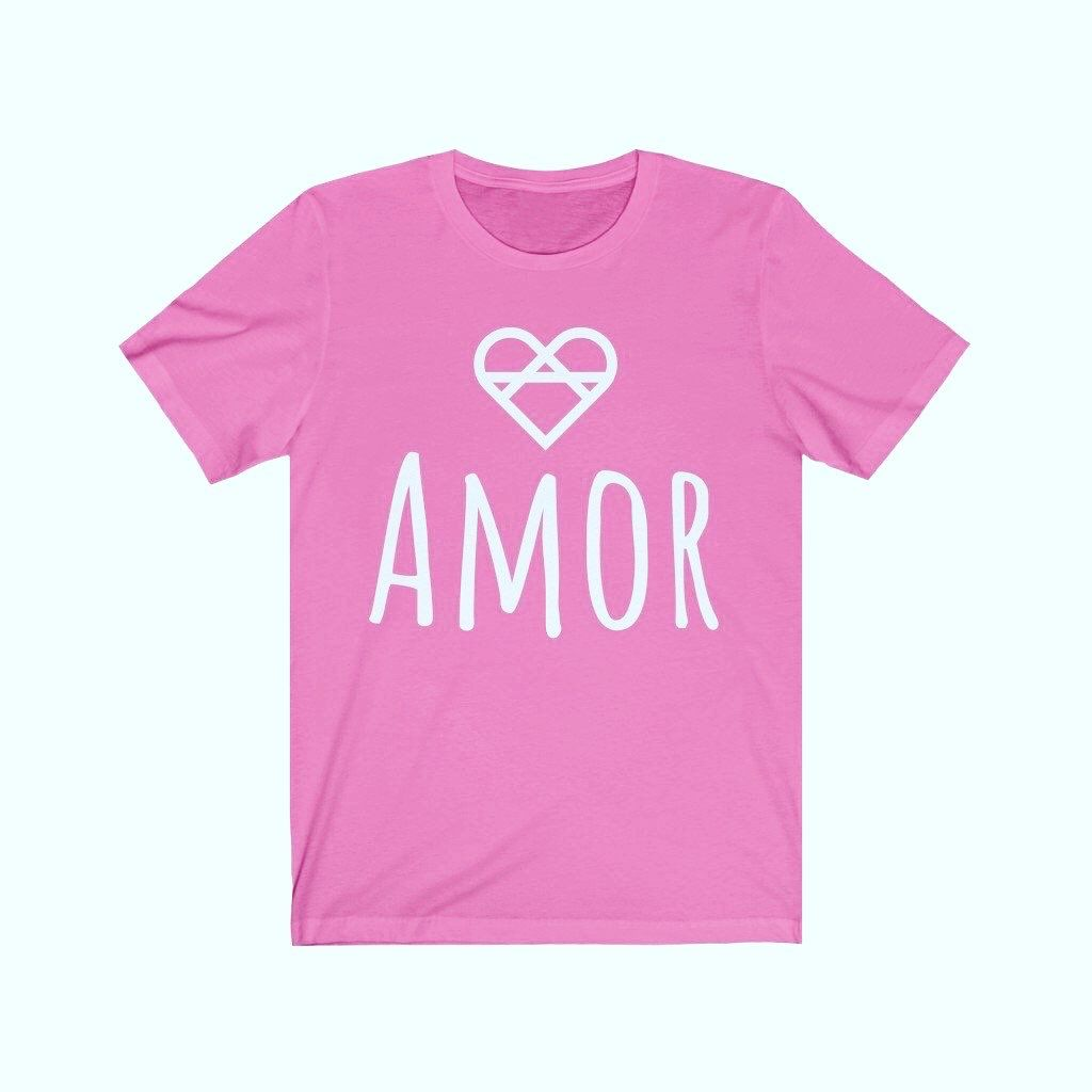Amor 💗 . Tag us in a love-inspired post for a chance to win a free Love t-shirt and help us spread more love in the 🌎! ❤️🧡💛💚💙💜🖤🤍💗 . . . #lovemissionco #lovemission #loveclub #love #lover #lovers #loveyou #loveyourself #spreadlove #stayhome #goodvibes #goodvibesonly #positive #happy #heart #aloha #amor #contest #giveaway #competition #challenge #win #prize #healthcoach #hug #loveislove #lovewins #smile #lovely #lovelyday
