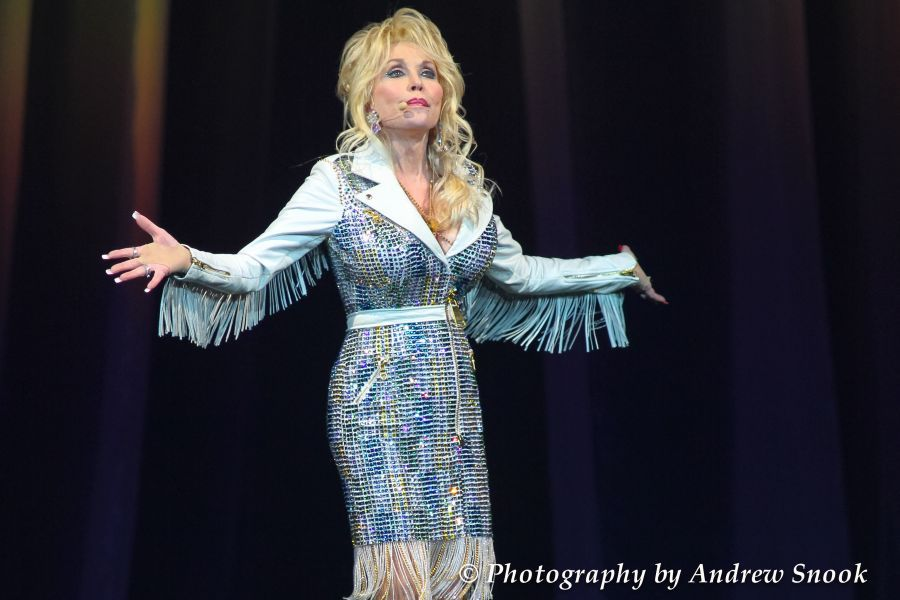 how to make a dolly parton costume