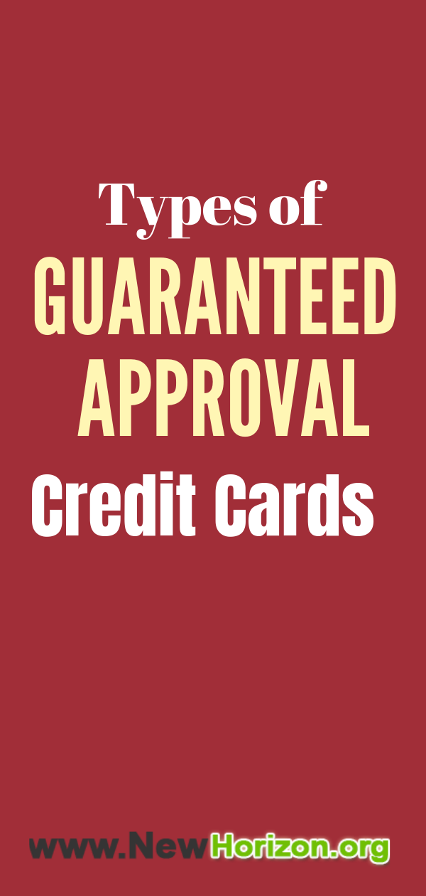 Using Guaranteed Approval Credit Cards To Rebuild Your Credit Guaranteed Approval Credit Card Credit Card Approval Paying Off Credit Cards