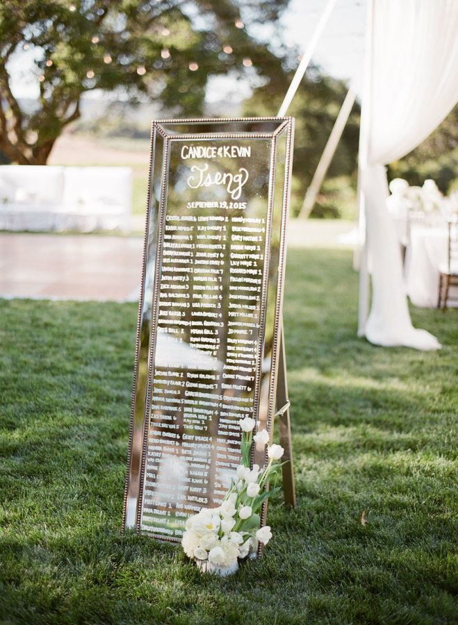 A Private Estate Wine Country Wedding With Clic All White Color Palette And Al Fresco Open Tented Reception