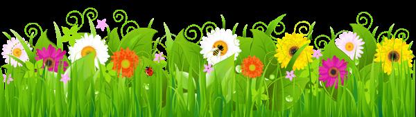 grass with flowers and bee png clipart marcos pinterest rh pinterest com clip art grassy field clip art grasshopper