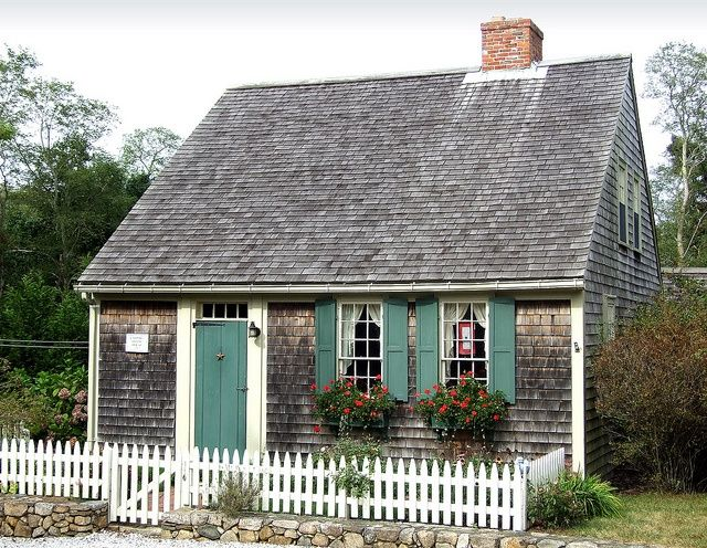 Adorable cedar shake cottage a cottage in the country for Cedar shake house plans